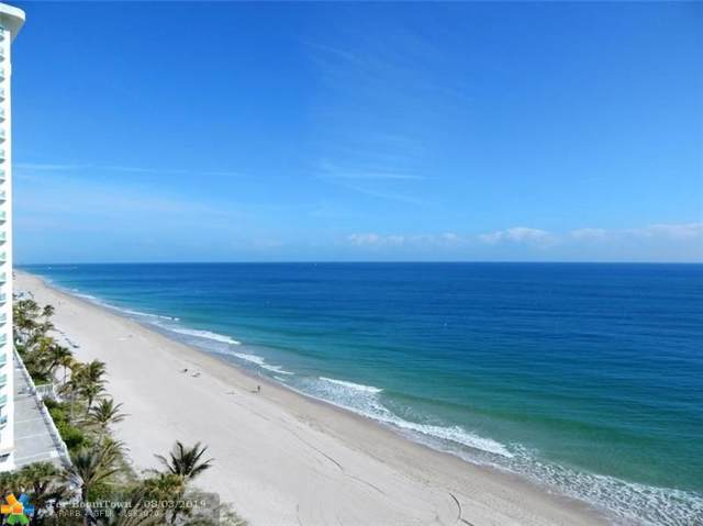 3200 N Ocean Blvd 1009/05, Fort Lauderdale, FL 33308 (MLS #F10187962) :: GK Realty Group LLC