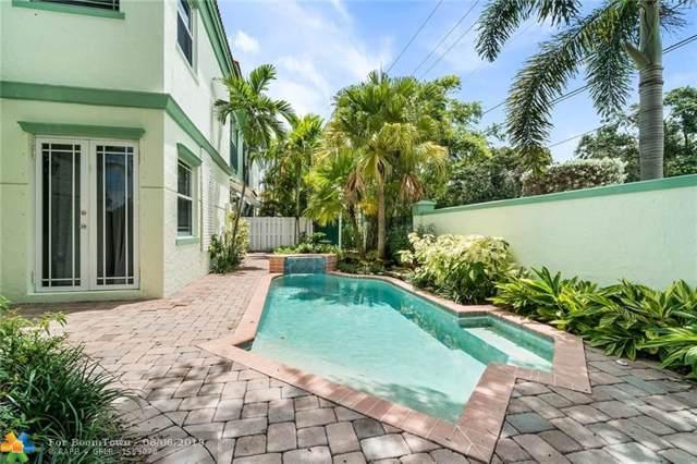 402 SE 11th St, Fort Lauderdale, FL 33316 (MLS #F10187973) :: The Paiz Group
