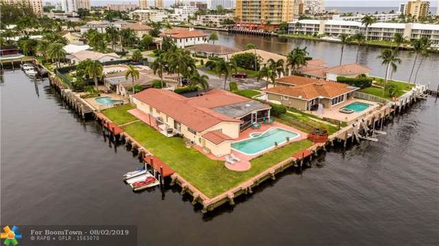 1031 NE 28th Ter, Pompano Beach, FL 33062 (MLS #F10187996) :: Berkshire Hathaway HomeServices EWM Realty