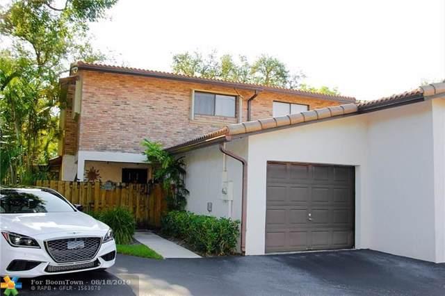 12451 NW 3rd St B1, Plantation, FL 33325 (MLS #F10188045) :: Green Realty Properties