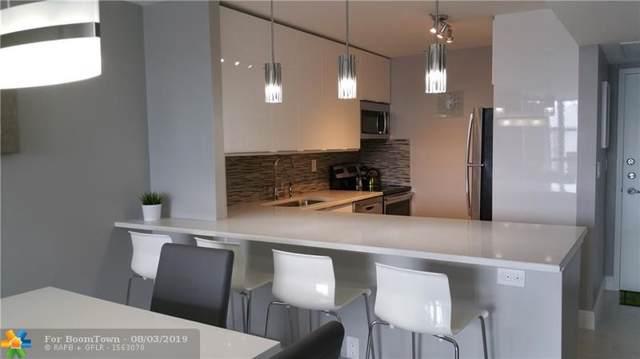 1000 Parkview Dr #916, Hallandale, FL 33009 (MLS #F10188074) :: Berkshire Hathaway HomeServices EWM Realty