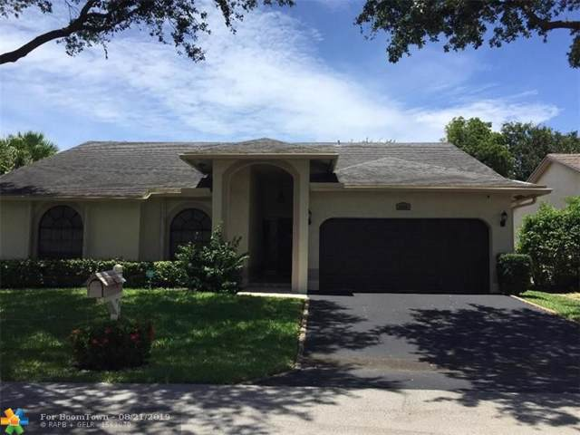 9849 NW 54 Place, Coral Springs, FL 33076 (MLS #F10188230) :: Laurie Finkelstein Reader Team