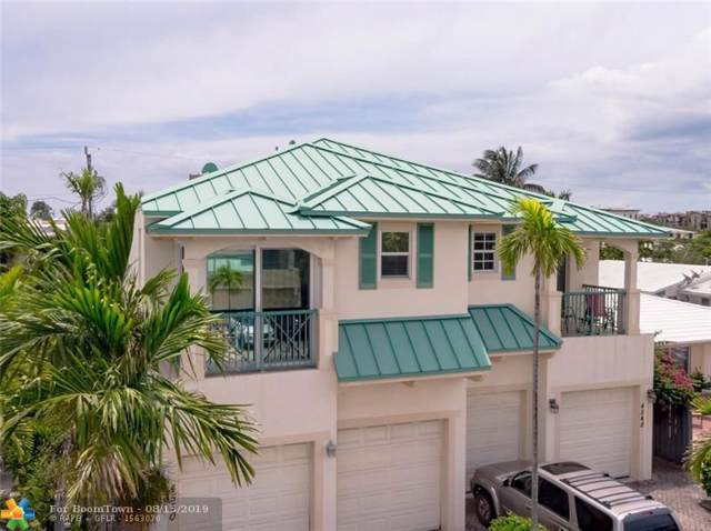 4550 Poinciana St, Lauderdale By The Sea, FL 33308 (MLS #F10188256) :: Green Realty Properties