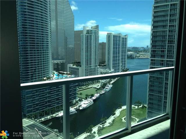 500 Brickell Ave #3307, Miami, FL 33131 (MLS #F10188402) :: Berkshire Hathaway HomeServices EWM Realty