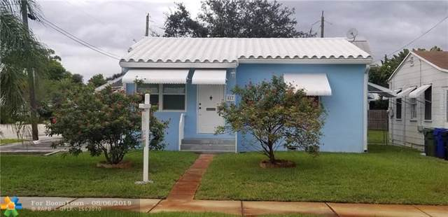617 SW 9th St, Fort Lauderdale, FL 33315 (MLS #F10188436) :: The O'Flaherty Team