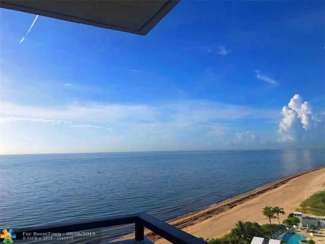 1500 S Ocean Blvd #1507, Pompano Beach, FL 33062 (MLS #F10188450) :: Castelli Real Estate Services