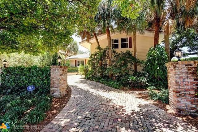 1620 SE 9th St, Fort Lauderdale, FL 33316 (MLS #F10188478) :: Berkshire Hathaway HomeServices EWM Realty