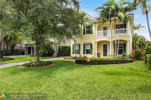 509 NE 13 Ave, Fort Lauderdale, FL 33301 (MLS #F10188604) :: The Howland Group