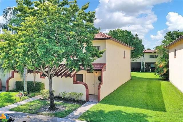 4660 NW 90th Ave #4660, Sunrise, FL 33351 (MLS #F10188614) :: Berkshire Hathaway HomeServices EWM Realty