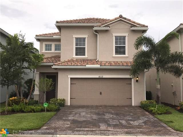 4113 Mahogany Ln, Hollywood, FL 33021 (MLS #F10188636) :: The O'Flaherty Team
