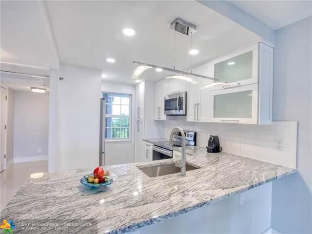 4015 W Palm Aire Dr #601, Pompano Beach, FL 33069 (MLS #F10188657) :: Berkshire Hathaway HomeServices EWM Realty
