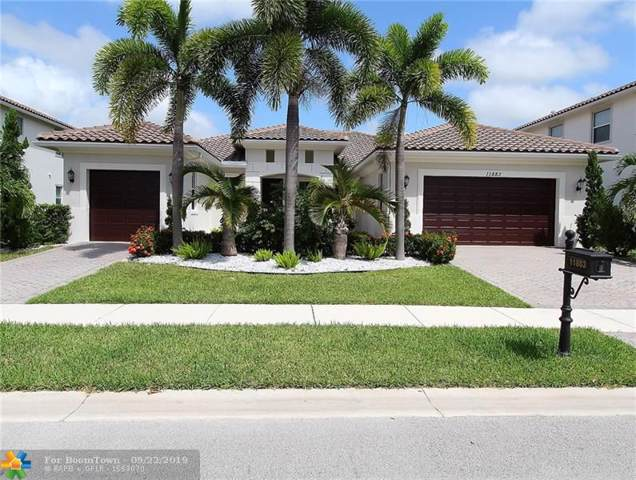 11883 NW 79th Ct, Parkland, FL 33076 (MLS #F10188708) :: United Realty Group