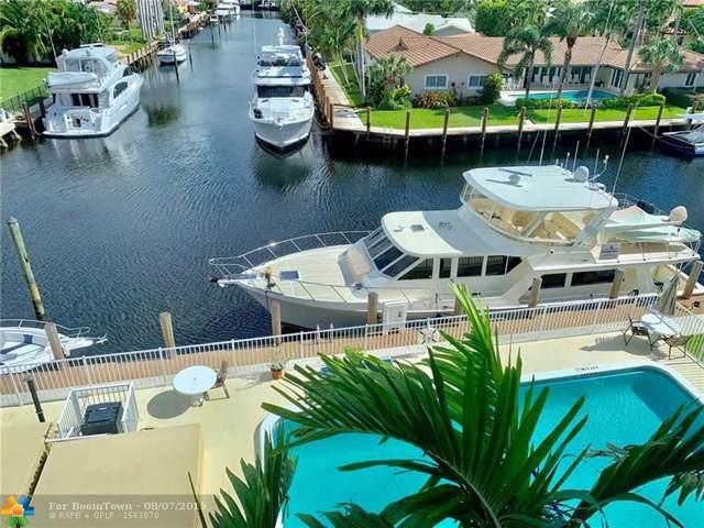 3111 NE 51st St #401, Fort Lauderdale, FL 33308 (MLS #F10188740) :: The Howland Group