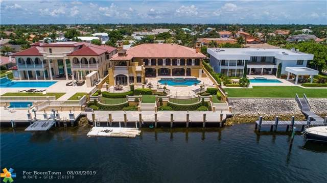 4210 NE 31st Ave (Intracoastal Drive), Lighthouse Point, FL 33064 (MLS #F10188748) :: GK Realty Group LLC