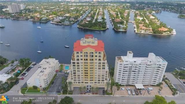 209 N Birch Rd #701, Fort Lauderdale, FL 33304 (MLS #F10188779) :: Berkshire Hathaway HomeServices EWM Realty