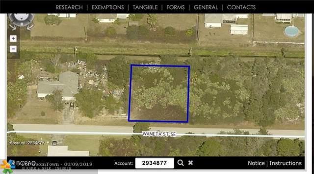 1625/1633 Waneta, Palm Bay, FL 32909 (MLS #F10188793) :: Boca Lake Realty