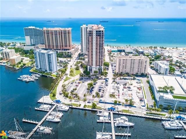 100 S Birch Rd #1901, Fort Lauderdale, FL 33316 (MLS #F10188794) :: Berkshire Hathaway HomeServices EWM Realty