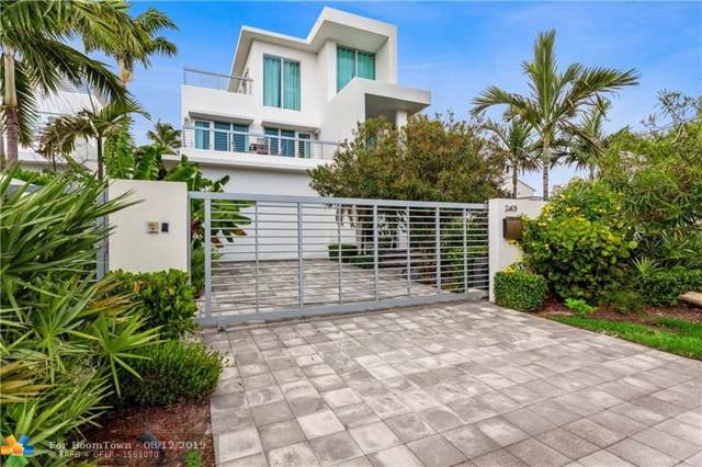 2401 N Atlantic Blvd, Fort Lauderdale, FL 33305 (MLS #F10188801) :: The Howland Group