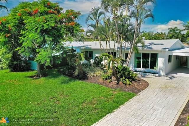 2837 NE 18th Ave, Wilton Manors, FL 33306 (MLS #F10189010) :: Berkshire Hathaway HomeServices EWM Realty