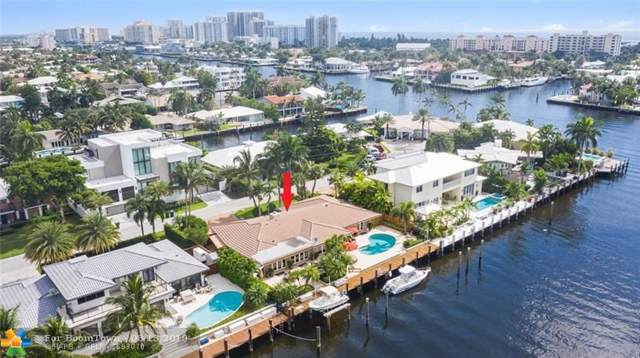 2864 NE 24th Pl, Fort Lauderdale, FL 33305 (MLS #F10189022) :: The Howland Group