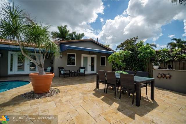 1000 Mandarin Isle, Fort Lauderdale, FL 33315 (MLS #F10189050) :: The O'Flaherty Team