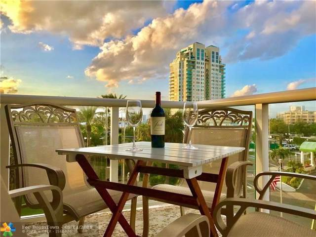 3000 Holiday Dr #406, Fort Lauderdale, FL 33316 (MLS #F10189066) :: The Paiz Group