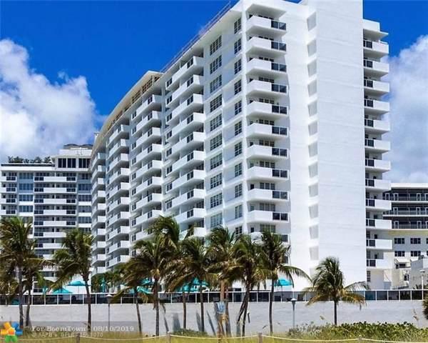 100 Lincoln Rd #514, Miami Beach, FL 33139 (MLS #F10189099) :: Green Realty Properties