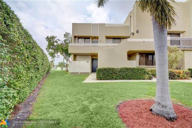 1100 5th Ct #100, Pompano Beach, FL 33060 (MLS #F10189101) :: Berkshire Hathaway HomeServices EWM Realty