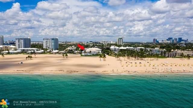 1750 S Ocean Ln #320, Fort Lauderdale, FL 33316 (MLS #F10189135) :: Berkshire Hathaway HomeServices EWM Realty