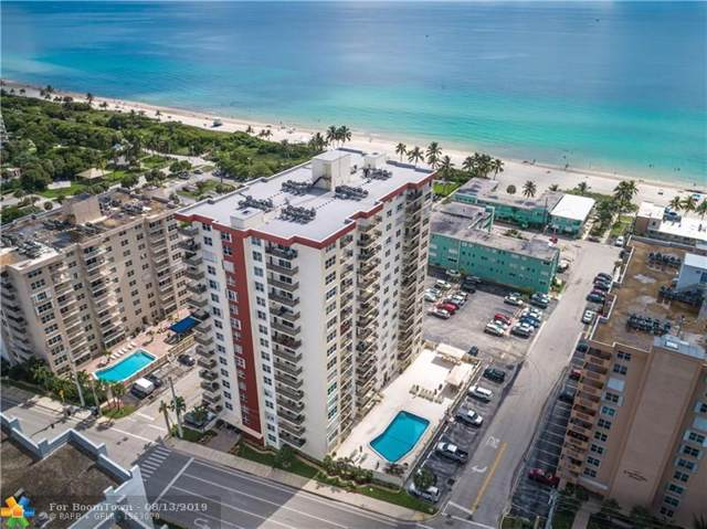 1501 S Ocean Dr #205, Hollywood, FL 33019 (MLS #F10189136) :: The O'Flaherty Team