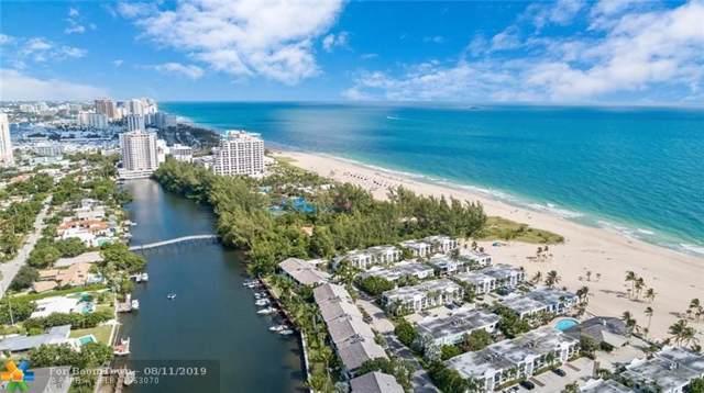 1550 S Ocean Ln #101, Fort Lauderdale, FL 33316 (MLS #F10189168) :: Berkshire Hathaway HomeServices EWM Realty