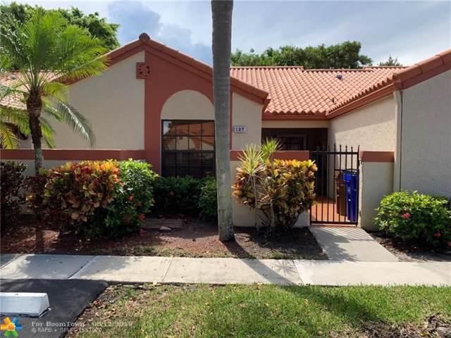 127 Centennial Ct #127, Deerfield Beach, FL 33442 (#F10189174) :: Weichert, Realtors® - True Quality Service