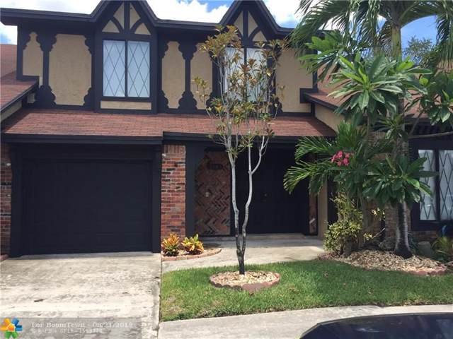 9141 NW 45th St #3, Sunrise, FL 33351 (MLS #F10189192) :: Castelli Real Estate Services