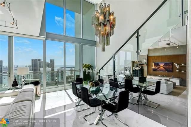 92 SW 3rd St #5212, Miami, FL 33130 (MLS #F10189232) :: Berkshire Hathaway HomeServices EWM Realty