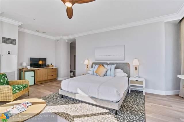 2000 N Ocean Bl #925, Fort Lauderdale, FL 33305 (MLS #F10189251) :: Berkshire Hathaway HomeServices EWM Realty