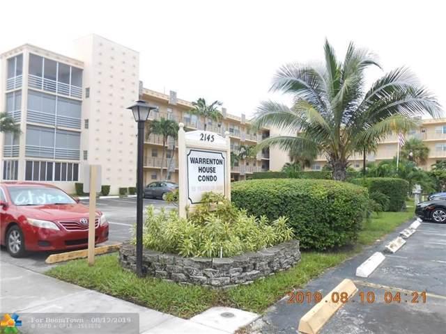 2145 Pierce St #221, Hollywood, FL 33020 (MLS #F10189255) :: Castelli Real Estate Services