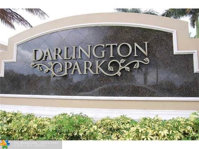 9725 Darlington Pl #9725, Cooper City, FL 33328 (MLS #F10189288) :: Laurie Finkelstein Reader Team