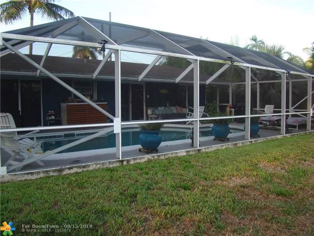 1851 NW 32nd St, Oakland Park, FL 33309 (MLS #F10189321) :: Green Realty Properties