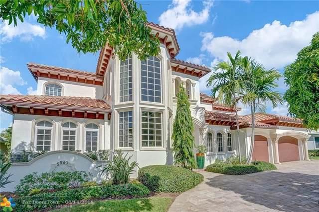 5561 NE 33RD AV, Fort Lauderdale, FL 33308 (MLS #F10189388) :: The Howland Group