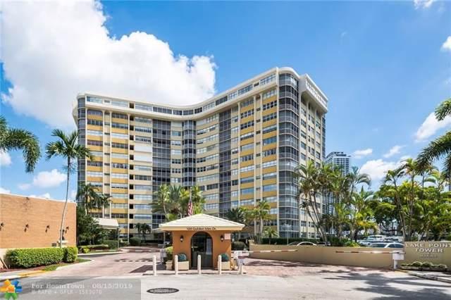 100 Golden Isles Dr #106, Hallandale, FL 33009 (MLS #F10189481) :: Berkshire Hathaway HomeServices EWM Realty