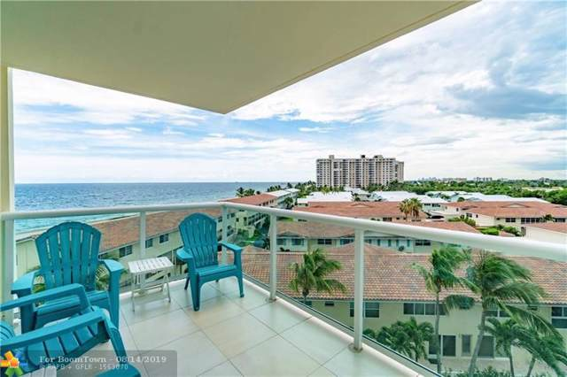 6000 N Ocean Blvd 6E, Lauderdale By The Sea, FL 33308 (MLS #F10189603) :: Berkshire Hathaway HomeServices EWM Realty