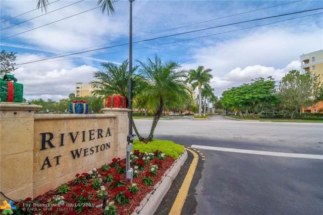 194 Riviera Cir #194, Weston, FL 33326 (MLS #F10189632) :: Berkshire Hathaway HomeServices EWM Realty