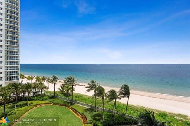 3200 N Ocean Blvd #605, Fort Lauderdale, FL 33308 (MLS #F10189658) :: Berkshire Hathaway HomeServices EWM Realty