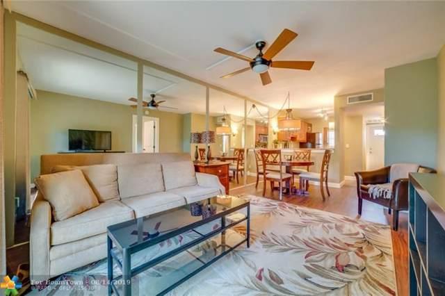 2911 NE 8th Ter #103, Wilton Manors, FL 33334 (MLS #F10189707) :: Berkshire Hathaway HomeServices EWM Realty