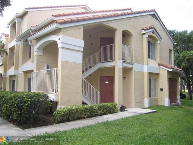 2400 NW 33rd St #1106, Oakland Park, FL 33309 (MLS #F10189826) :: Green Realty Properties