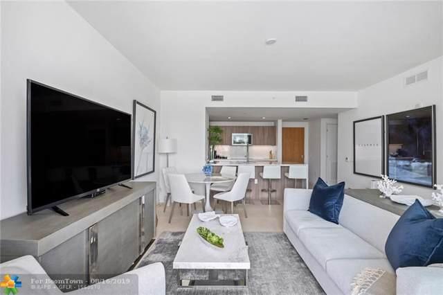 401 N Birch Road #414, Fort Lauderdale, FL 33304 (MLS #F10189927) :: Berkshire Hathaway HomeServices EWM Realty