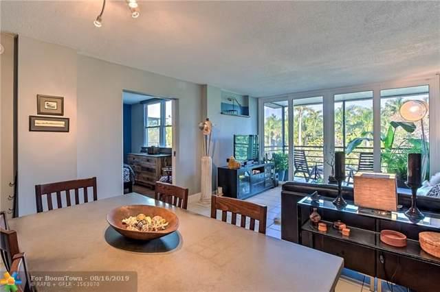 107 Royal Park Dr 4E, Oakland Park, FL 33309 (MLS #F10189952) :: Green Realty Properties