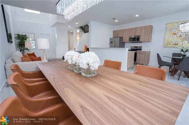 705 SE 1st Ct #705, Pompano Beach, FL 33060 (MLS #F10189972) :: Berkshire Hathaway HomeServices EWM Realty