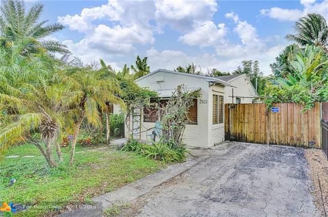 2522 Adams St, Hollywood, FL 33020 (MLS #F10189982) :: Green Realty Properties