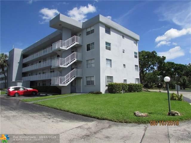 121 Royal Park Dr 4A, Oakland Park, FL 33309 (MLS #F10189997) :: Green Realty Properties